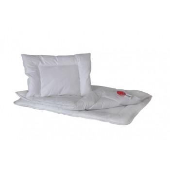 Kołdra + poduszka DACRON...