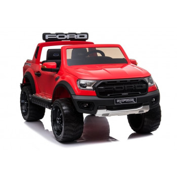 Auto na Akumulator Ford Ranger Raptor DK-F150R Czerwony