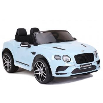 Auto na Akumulator Bentley Supersports JE1155 Niebieski Lakier