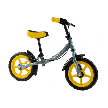 Rowerek Biegowy Marco Żółty