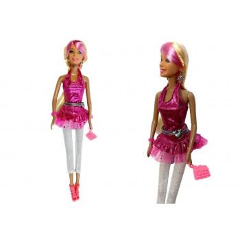 Lalka Modelka z Akcesoriami Długie Włosy