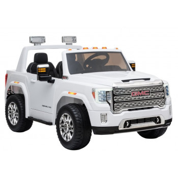 Auto na akumulator GMC Denali HL368 Biały