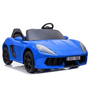 Auto na akumulator YSA021A Niebieski Lakierowany