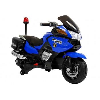Motor na Akumulator Policja HZB118 Niebieski