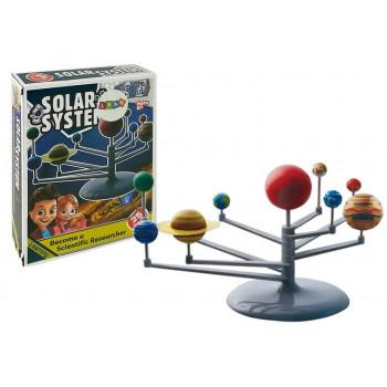 Układ Słoneczny Model Edukacyjny Planety Malowanie