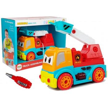 Auto Wóz strażacki Straż Pożarna do Rozkręcania