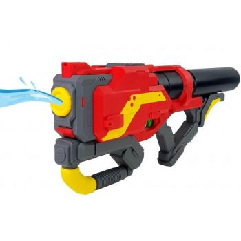 Duży Pistolet na wodę Czerwony 64 cm długości