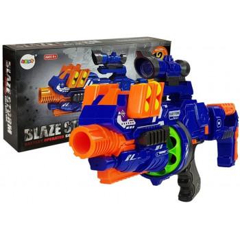 Pistolet Karabin na Piankowe Kulki Blaze 12 sztuk