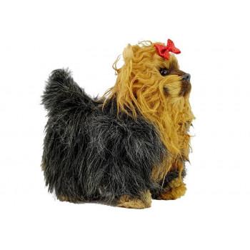 Interaktywny Pies York Porusza się, Szczeka