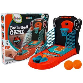 Gra Zręcznościowa Mini Koszykówka Ruchomy Kosz z  Dźwiękiem