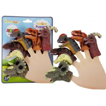 Nakładki na Palce Dinozaury 5 elementów