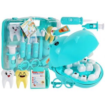 Zestaw Małego Lekarza Dentysty Hipopotam Terminarz Dentysta