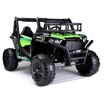 Auto na Akumulator JS360 Zielony