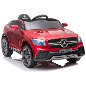 Auto na Akumulator Mercedes GLC Coupe Czerwony Lakierowany