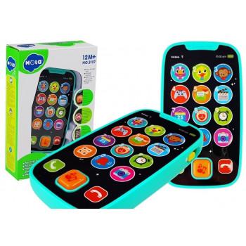 Smartfon Telefon Dotykowy  Dla Malucha z Dźwiękiem