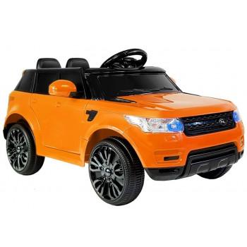 Auto na akumulator HL1638 Pomarańczowy