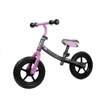 Rower Biegowy CORRADO Rowerek Do Odpychania Różowy