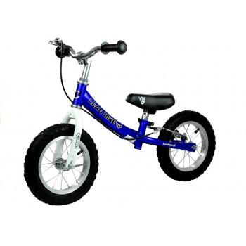 Rower Biegowy CARLO Do Odpychania Niebieski