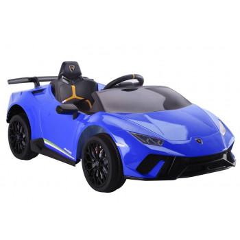 Auto na akumulator Lamborghini Huracan Niebieskie