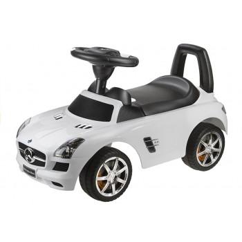 Jeździk Mercedes-Benz SLS AMG Biały