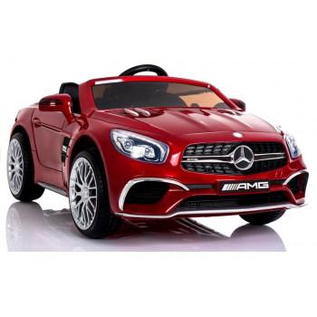Auto na Akumulator Mercedes SL65 Czerwony Lakier