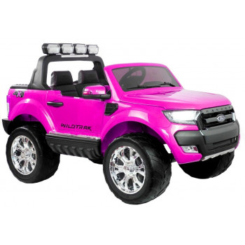Auto Na Akumulator Ford Ranger Różowy 4x4