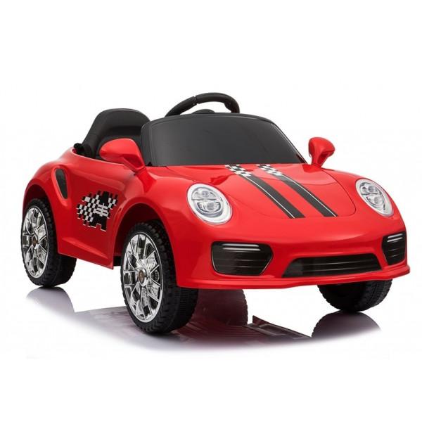 Auto na Akumulator S2988 Czerwony