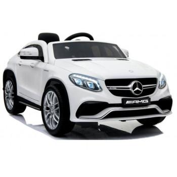 Auto na Akumulator Mercedes GLE63 Coupe Biały