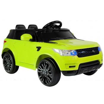 Auto na akumulator HL1638 Zielony