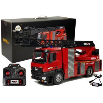 Straż Pożarna Zdalnie Sterowana 1:14 2.4GHz model 1561 Huina