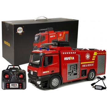 Straż Pożarna Zdalnie Sterowana 1:14 2.4GHz model 1562 Huina