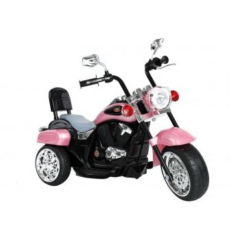 Motor na akumulator TR1501 Różowy