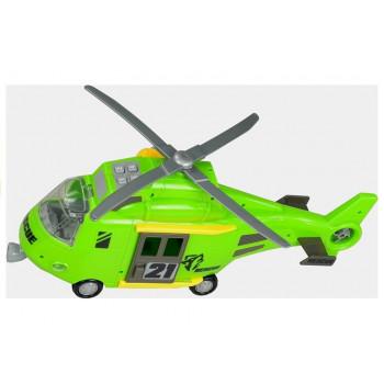 Helikopter Ratunkowy z Liną Hakiem Dźwięki Światła