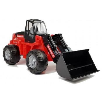 Traktor Ładowarka MAMMOET Czerwony 56788