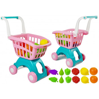 Wózek Sklepowy Marketowy Owoce Zestaw Nr15 71392