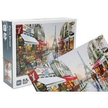 Puzzle Francja Paryż 1000 elementów