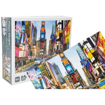 Puzzle Nowy Jork Plac Times Square 1000 elementów