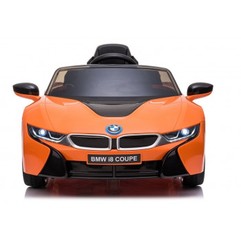 Auto na Akumulator BMW I8 JE1001 Pomarańczowy