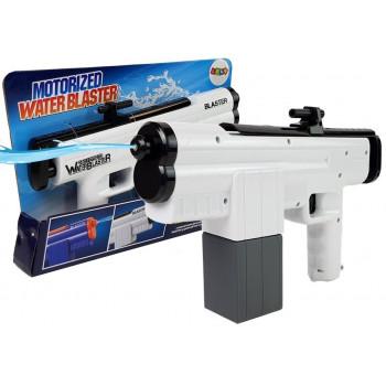Pistolet na Wodę 346 ml Zasięg 6,5 m Biały