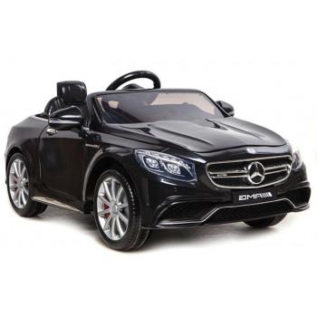 Auto na Akumulator Mercedes S63 AMG Czarny Lakierowany