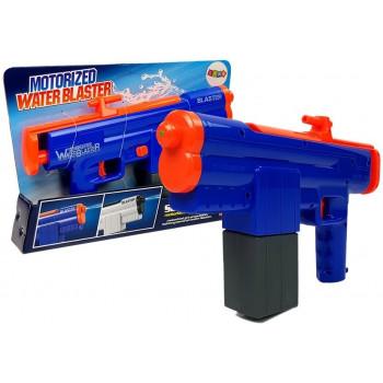 Pistolet na Wodę 346 ml Zasięg 6,5 m Niebieski