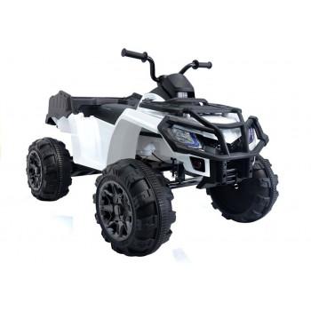 Quad na akumulator BDM 0909 Biały 24V