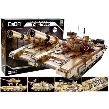Klocki Konstrukcyjne Czołg T90 Cada 1722 elementów