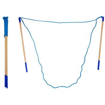 Kijek do Mega Baniek Mydlanych Niebieski