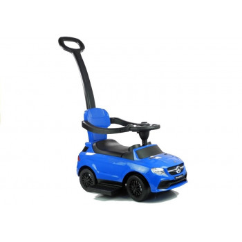 Jeździk Mercedes z Pchaczem 3288 Niebieski