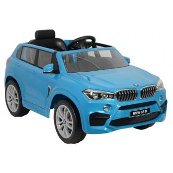 Auto na akumulator BMW X5 M Niebieskie