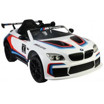 Auto na Akumulator BMW M6 GT3 Biały
