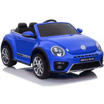 Auto Na Akumulator Volkswagen Beetle Dune Niebieski