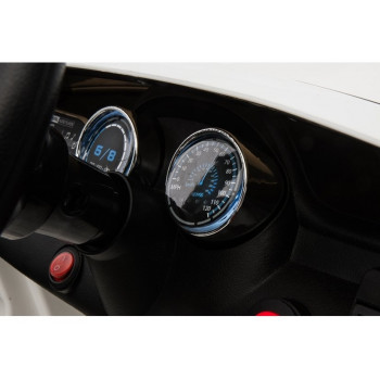 Auto na Akumulator Mercedes GLA 45 Czarny Lakier
