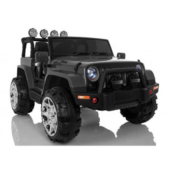 Auto na Akumulator Jeep 4x4 A999 Czarne
